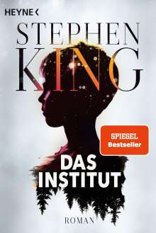 Stephen King: Das Institut, Buch