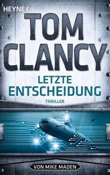 Tom Clancy: Letzte Entscheidung, Buch