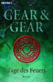 Kathleen O'Neal Gear: Tage des Feuers, Buch