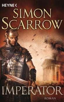 Simon Scarrow: Imperator, Buch