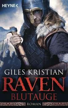 Giles Kristian: Raven 1 - Blutauge, Buch