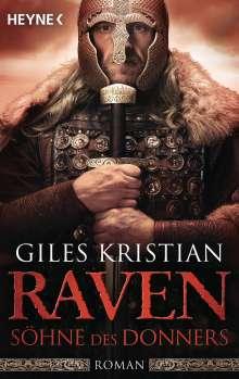 Giles Kristian: Raven - Söhne des Donners, Buch