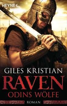 Giles Kristian: Raven - Odins Wölfe, Buch