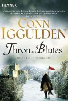 Conn Iggulden: Thron des Blutes, Buch