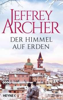 Jeffrey Archer: Der Himmel auf Erden, Buch