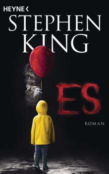 Stephen King: Es, Buch