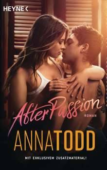 Anna Todd: After passion, Buch