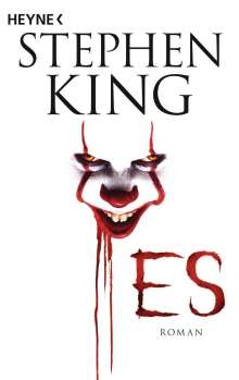 Stephen King: Es, Buch