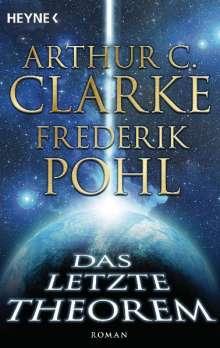 Arthur C. Clarke: Das letzte Theorem, Buch
