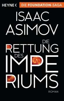 Isaac Asimov: Die Rettung des Imperiums, Buch