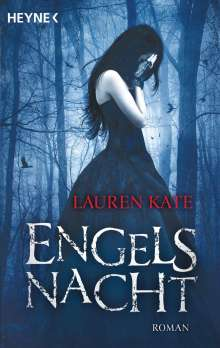 Lauren Kate: Engelsnacht, Buch
