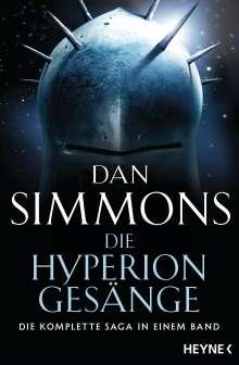 Dan Simmons: Die Hyperion-Gesänge, Buch