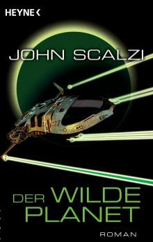 John Scalzi: Der wilde Planet, Buch