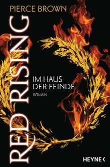 Pierce Brown: Red Rising - Im Haus der Feinde, Buch