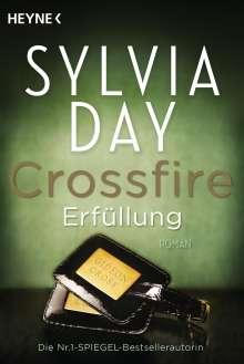 Sylvia Day: Crossfire 03. Erfüllung, Buch