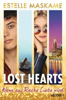 Estelle Maskame: Lost Hearts - Wenn aus Rache Liebe wird, Buch