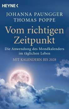 Johanna Paungger: Vom richtigen Zeitpunkt, Buch