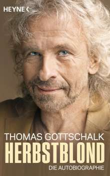 Thomas Gottschalk: Herbstblond, Buch