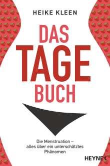 Heike Kleen: Das Tage-Buch, Buch