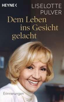 Liselotte Pulver: Dem Leben ins Gesicht gelacht, Buch