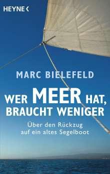 Marc Bielefeld: Wer Meer hat, braucht weniger, Buch