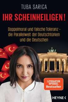 Tuba Sarica: Ihr Scheinheiligen!, Buch