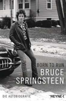 Bruce Springsteen: Born to Run, Buch