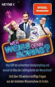 Heyne Verlag: Wer weiß denn sowas? 3, Buch