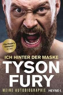 Tyson Fury: Ich hinter der Maske, Buch