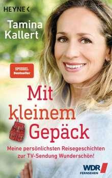 Tamina Kallert: Mit kleinem Gepäck, Buch