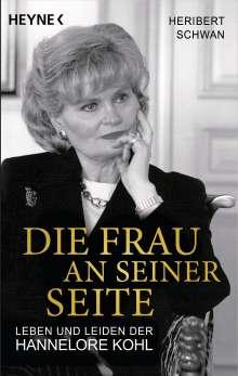 Heribert Schwan: Die Frau an seiner Seite, Buch