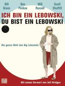Ich bin ein Lebowski, du bist ein Lebowski, Buch