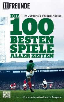 Tim Jürgens: Die 100 besten Spiele aller Zeiten, Buch
