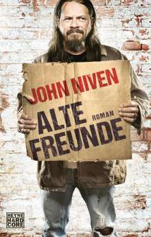 John Niven: Alte Freunde, Buch