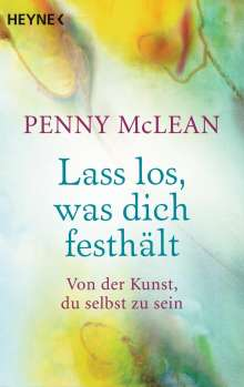 Penny McLean: Lass los, was dich festhält, Buch