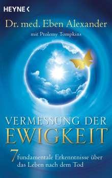 Eben Alexander: Vermessung der Ewigkeit, Buch