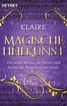 Claire: Magische Heilkunst, Buch
