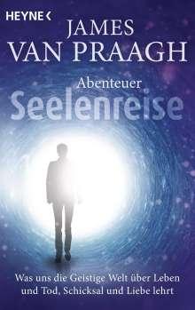 James van Praagh: Abenteuer Seelenreise, Buch