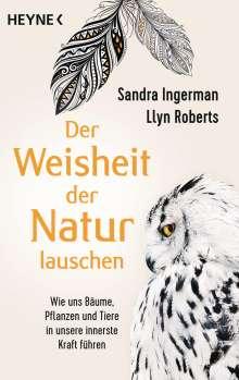 Sandra Ingerman: Der Weisheit der Natur lauschen, Buch