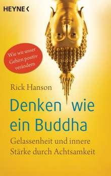 Rick Hanson: Denken wie ein Buddha, Buch
