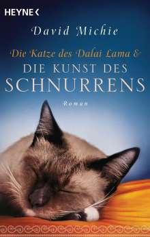 David Michie: Die Katze des Dalai Lama und die Kunst des Schnurrens, Buch