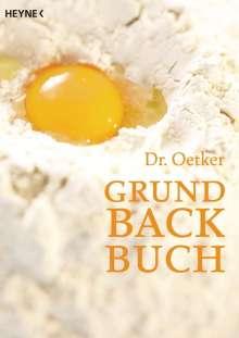 Dr. Oetker: Grundbackbuch, Buch