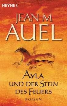 Jean M. Auel: Ayla und der Stein des Feuers, Buch