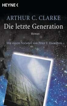 Arthur C. Clarke: Die letzte Generation, Buch