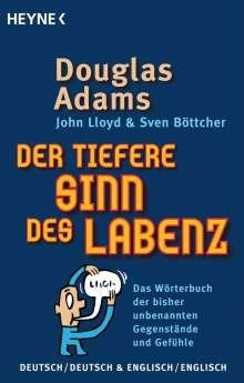 Douglas Adams: Der tiefere Sinn des Labenz, Buch