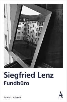 Siegfried Lenz: Fundbüro, Buch