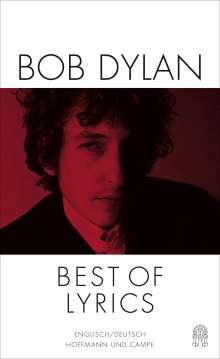 Bob Dylan: Best of Lyrics, Buch