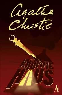 Agatha Christie: Das krumme Haus, Buch