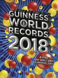Guinness World Records 2018, Buch