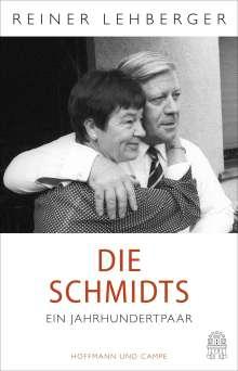 Reiner Lehberger: Die Schmidts. Ein Jahrhundertpaar, Buch